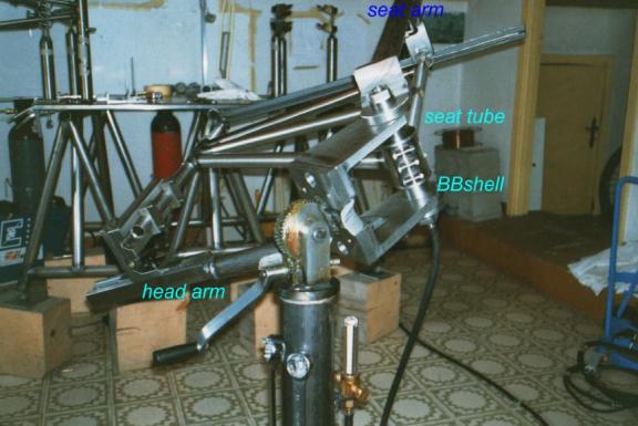 Come si costruisce un telaio su misura rialbike for Un telaio interno
