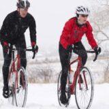 Copertoni invernali per la bici